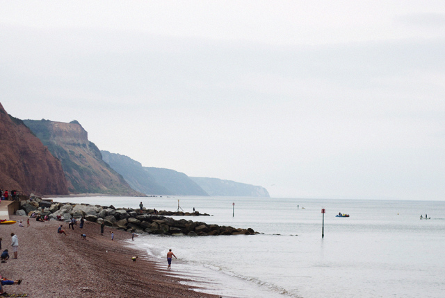 Cider-with-Rosie-sidmouth-beach