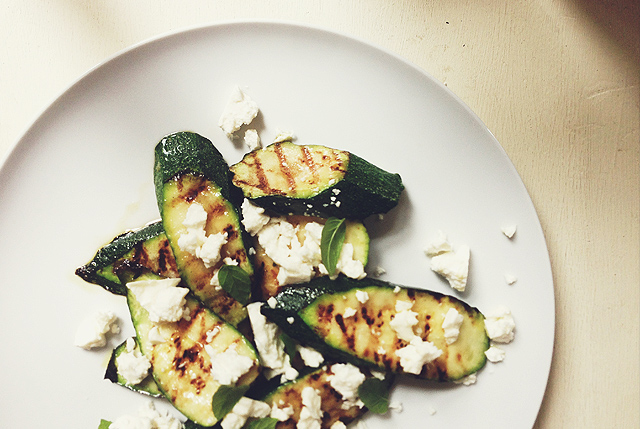 Cider-with-Rosie-Grilled-courgettes