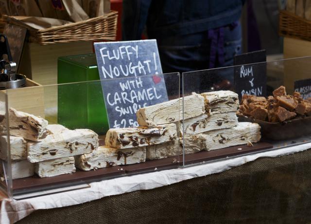 Caramel-nougat-at-Borough-market