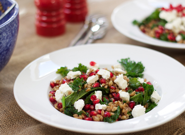 Eating-Seasonally-Pomegranate-farro-and-goats-cheese-salad-16