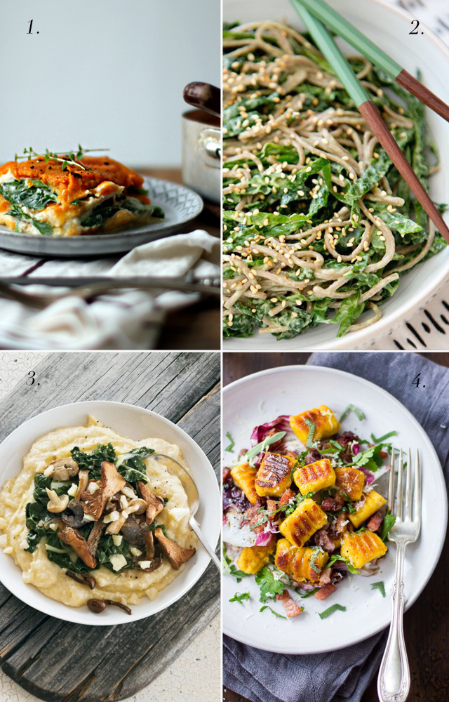 Four-meals-to-cook