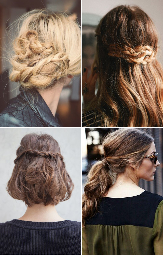 Four-perfectly0tousled-updos