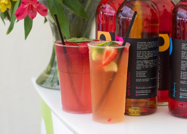 Fruit-cordials