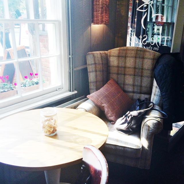 Country-pub-tartan-armchair