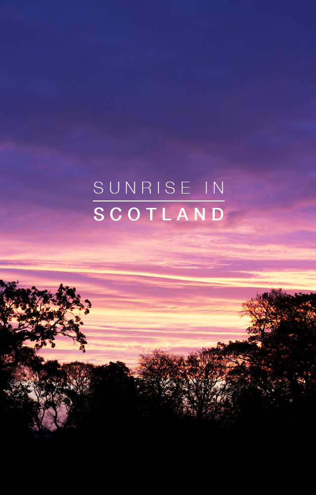 Rosie-Sunrise-in-Scotland