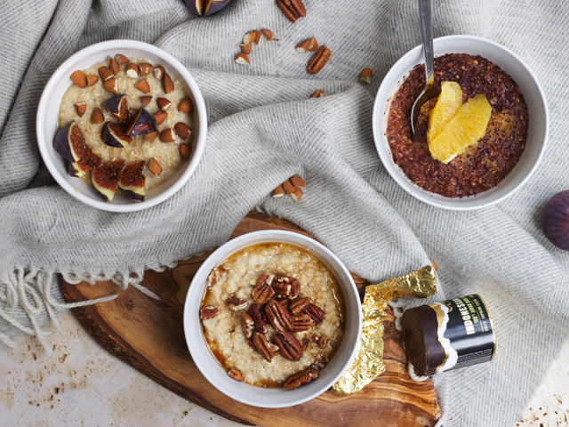 What-to=pair-with-porridge-in-winter