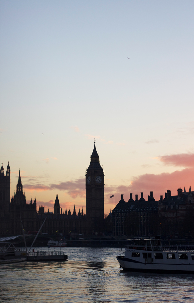 Sunset-over-Big-Ben-Rosie-Reynolds-Cider-with-Rosue