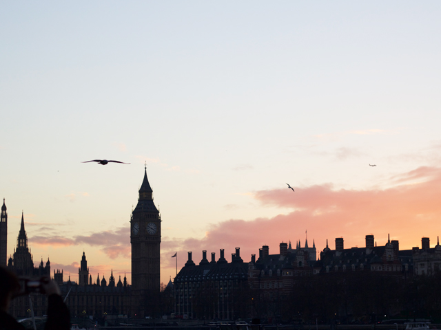 Sunset-over-London