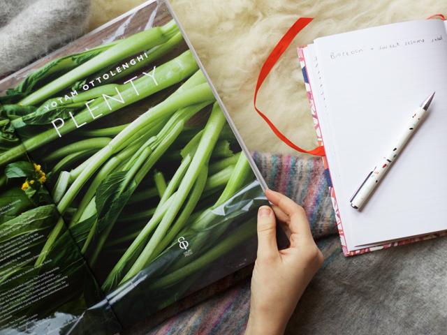 Ottolenghi-cookbook
