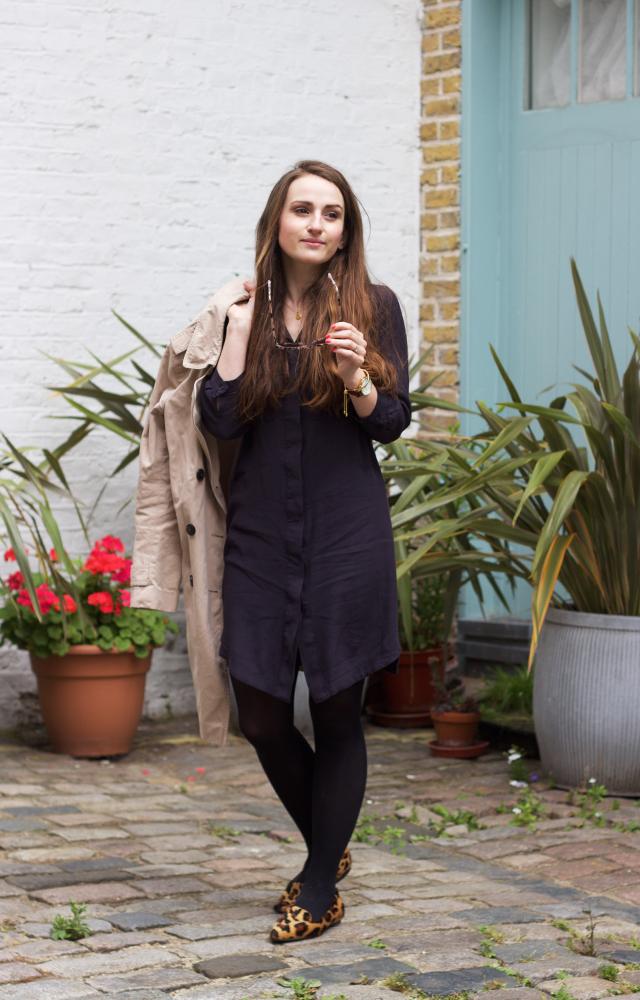 Cider-with-Rosie-H&M-shirtdress-London