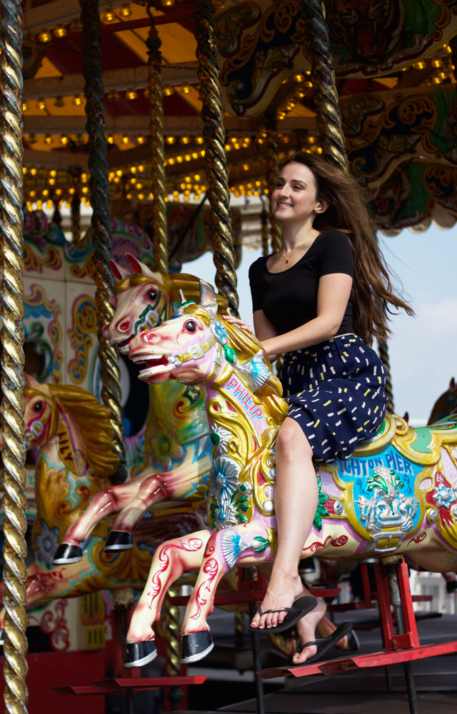 Vauxhall-road-trip-Cider-with-Rosie-Brighton-pier-carousel