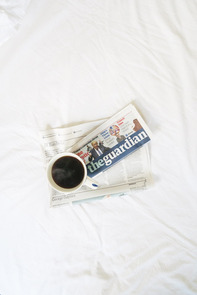 Cider-with-Rosie-newspapers-and-coffee